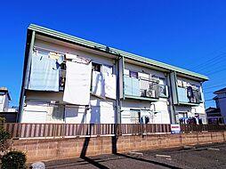 フォーブル鎌田[2階]の外観