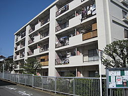 富岡シーサイドコーポ[3階]の外観