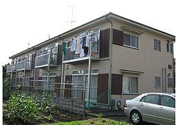 コーポ神山[201号室]の外観