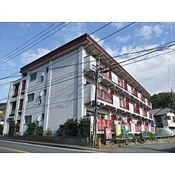 静岡県伊豆の国市長岡の賃貸マンションの外観
