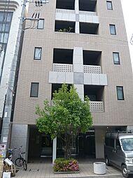 京都府京都市中京区釜座町の賃貸マンションの外観