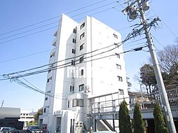 三重県伊賀市平野蔵垣内の賃貸マンションの外観