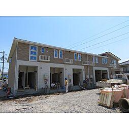 長野県松本市県2丁目の賃貸アパートの外観