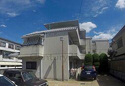 兵庫県宝塚市小浜5丁目の賃貸マンションの外観