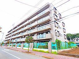 東京都小平市栄町2丁目の賃貸マンションの外観