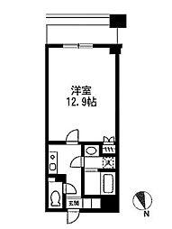 馬車道YT BAY[4階]の間取り