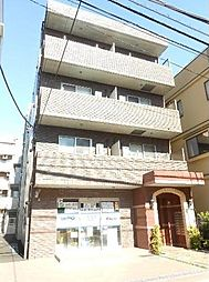 東京都三鷹市新川6丁目の賃貸マンションの外観