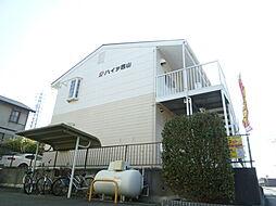 静岡県磐田市安久路1丁目の賃貸アパートの外観
