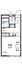 間取り,1K,面積20.28m2,賃料3.1万円,上毛電気鉄道 西桐生駅 徒歩11分,,群馬県桐生市仲町1丁目