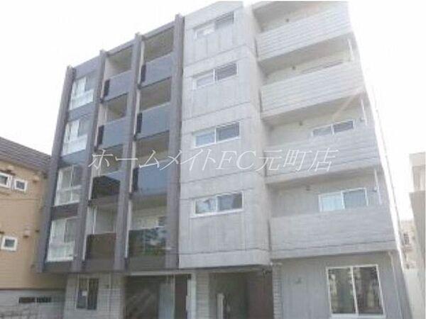 コローレE6 1階の賃貸【北海道 / 札幌市東区】