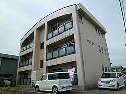 長野県諏訪市大字湖南田辺の賃貸アパートの外観