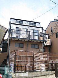 長崎県長崎市愛宕1丁目の賃貸アパートの外観