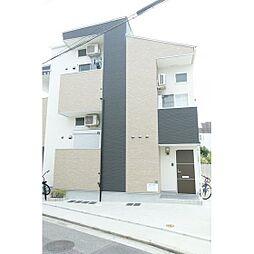 福岡県福岡市城南区別府1丁目の賃貸アパートの外観