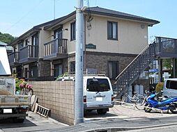 神奈川県横浜市都筑区南山田町の賃貸アパートの外観