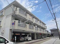 福井コーポ[3階]の外観