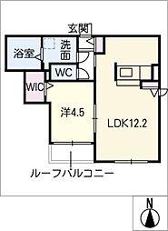 仮)篠目町新築AP[3階]の間取り