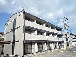 ローズタウン壱番館[1階]の外観