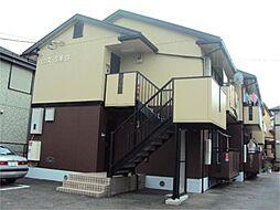 ハウス茶屋B棟[1階]の外観