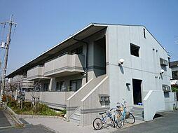 大阪府高槻市登美の里町の賃貸マンションの外観