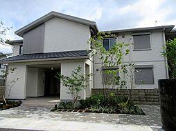 大阪府羽曳野市南恵我之荘7丁目の賃貸アパートの外観