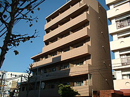 東京都新宿区西落合3丁目の賃貸マンションの外観