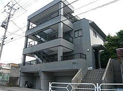 東京都狛江市駒井町3丁目の賃貸マンションの外観