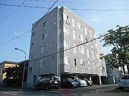 エルムコート[4階]の外観