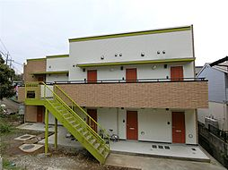 パークテラス[1階]の外観