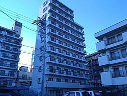 神奈川県相模原市中央区矢部1丁目の賃貸マンションの外観