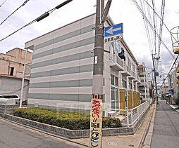 京都府京都市上京区蛭子町の賃貸アパートの外観