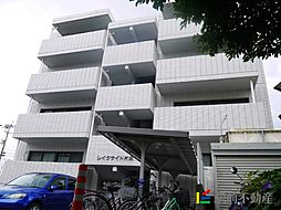 福岡県春日市紅葉ヶ丘西2丁目の賃貸マンションの外観
