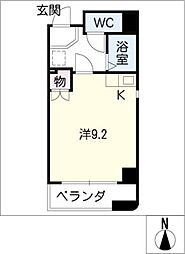 NTビル[10階]の間取り