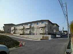 ラビアンローズ徳重 B棟[2階]の外観