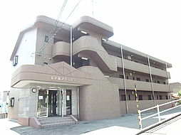 広島県東広島市西条下見6丁目の賃貸マンションの外観