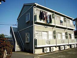 サンハイツ[203号室号室]の外観