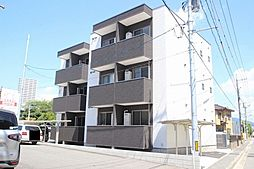 月光矢賀ソレイユサイド 壱番館[1階]の外観