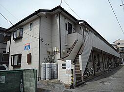 ラフィーヌ青柳II[1階]の外観