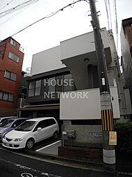 京都府京都市上京区下小川町の賃貸マンションの外観