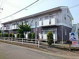 神奈川県厚木市妻田東3の賃貸アパートの外観