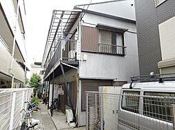 神奈川県横浜市鶴見区栄町通1丁目の賃貸アパートの外観