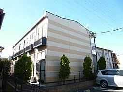 レオパレスルーミナスAya[1階]の外観