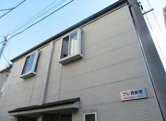 東京都新宿区西新宿5丁目の賃貸アパート