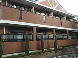 ユング フラウI[2階]の外観