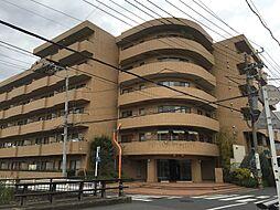 神奈川県川崎市中原区宮内2丁目の賃貸マンションの外観