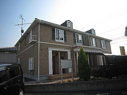愛媛県松山市畑寺2の賃貸アパートの外観