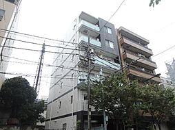 コスモ入谷[401号室]の外観