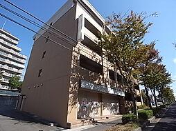 兵庫県神戸市西区伊川谷町別府の賃貸マンションの外観