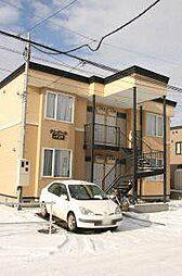 北海道札幌市北区北二十九条西9丁目の賃貸アパートの外観