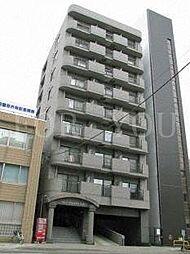 スカイパレスN18[6階]の外観