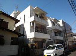 京都府京都市山科区四ノ宮川原町の賃貸マンションの外観